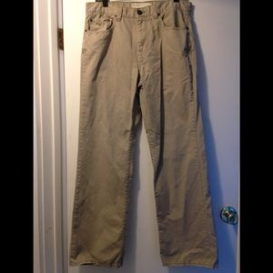 Perry Ellis Cottons pants 34/32